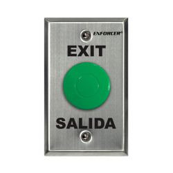 SECO-LARM SD-7201GCPE1Q Request-to-Exit Plate