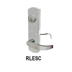 Cal-Royal RLESC9800 Escutcheon Rigid Trim Leverset