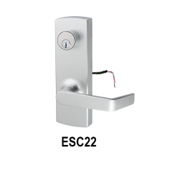 Cal-Royal NESC9800 Escutcheon Trims Non-Handed Key Locks Leverset