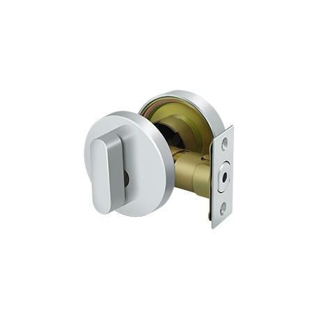 Deltana Zinc Modern Low Profile Deadbolt Lock Grade 3