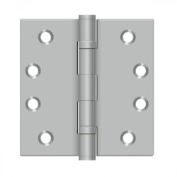 "Deltana 4"" X 4"" Square Hinge, Residential"