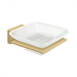 Deltana 55D Series Frosted Gass Soap Dish