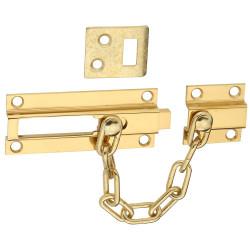 National Hardware V1927 Dead Bolt/Chain Guard