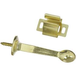 National Hardware V228 Rigid Door Stops w/Holder