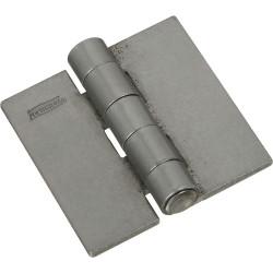 National Hardware 560BC Door Hinge, Plain Steel