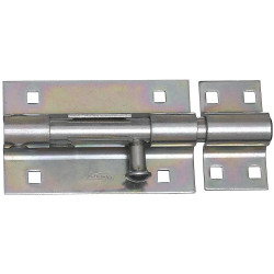 National Hardware 832 Extra Heavy Barrel Bolt