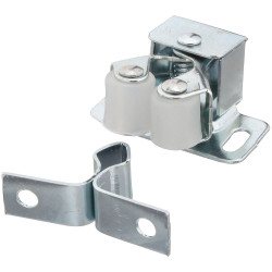 National Hardware MPB35 Double Roller Cabinet Catch