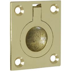 National Hardware V1870 Flush Ring Pull