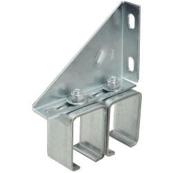 National Hardware DP51M2BC Double Box Rail Bracket