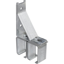 National Hardware DP51HBC Double Box Rail Bracket