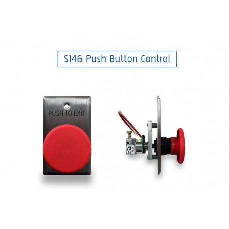 Deltrex S146 Series Push Button Switch