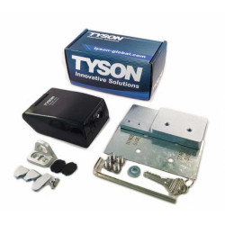 TYSON USA High Security HLGP-SC Gate-Plate Model HaspLock