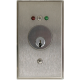 Deltrex 241 Series Mortise Cylinder Key Switch