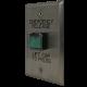 Deltrex 130 Series Emergency Release- Non-illuminated Square / Rectangular Push Button