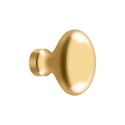Deltana KE125 Knob Oval/Egg Shape