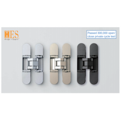 Sugatsune HES3D-90 3-Way Adjustable Concealed Hinges