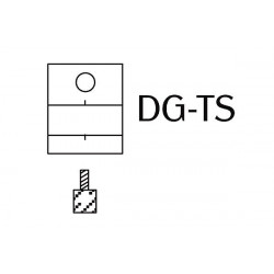 Mockett DG-TS Sliding Drill Guide w/Thumb Screws