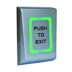 Camden CM-9800/7 Surface Mount LED Illuminated Push/Exit Switch