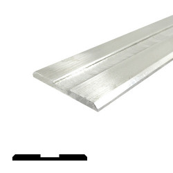"""Legacy Manufacturing 319MA Floor Barrier Threshold (3"""" by 1/4"""")"""
