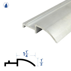 """Legacy Manufacturing 386 Beveled Edge for 1/2"""" Overall Height"""