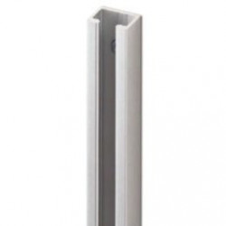 Mockett SHTRC3-94 3 ft. C-Style Tracks - Satin Aluminum