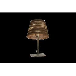 Graypants GP-132 Tilt Table Lamp Natural Scraplights