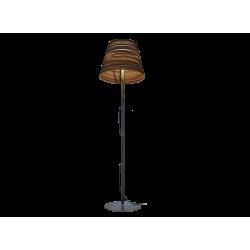 Graypants GP-133 Tilt Floor Lamp Natural Scraplights