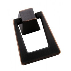 Amerock BP55274 Pendant Black Rock