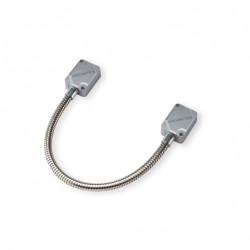 "Locknetics DC-HD-16 Heavy Duty Door Cord With Aluminum boxes, 16"" length"