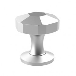"Merit 405 Warrington Collection 2"" Faceted Knob"