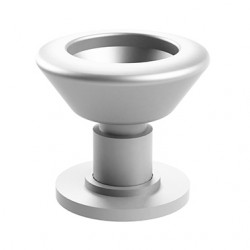 "Merit 436 Warrington Collection 2-1/2"" Diameter Knob"