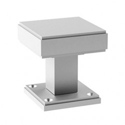 "Merit 442 Warrington Collection 2"" Square Knob"