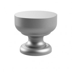 "Merit 443 Warrington Collection 2-1/4"" Diameter Knob"