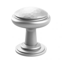 "Merit 446 Huntingdon Collection 2-1/8"" Diameter Hand Peened Knob"