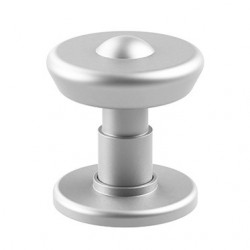 "Merit 453 Huntingdon Collection 2-1/8"" Diameter Knob"
