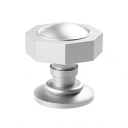 "Merit 456 Huntingdon Collection 2"" Octagonal Knob"