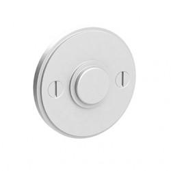 "Merit 50260 Ardmore Collection Emergency Key Escutcheon - 1.5"" Diameter w/ 62010 Plug"