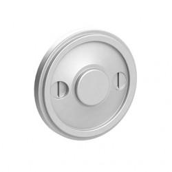 "Merit 50360 Ardmore Collection Emergency Key Escutcheon - 1.5"" Diameter w/ 62010 Plug"