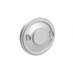 "Merit 50361 Ardmore Collection Emergency Key Escutcheon - 1.25"" Diameter w/ 62010 Plug"