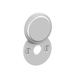 "Merit 50366 Ardmore Collection Emergency Key Escutcheon w/ Swivel Cover - 1.25"" Diameter"