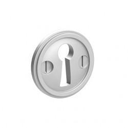 "Merit 50369 Ardmore Collection Bit Key Escutcheon - 1.25"" Diameter"
