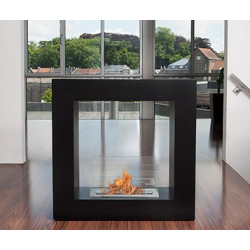 Bio-Blaze BB-QS Qube Small Fireplace