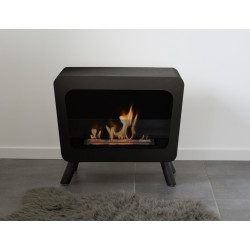 Bio-Blaze BB-RE Retro Fireplace