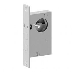 """Merit 1781 Sliding Door Lock - 1-1/4"""" Backset"""