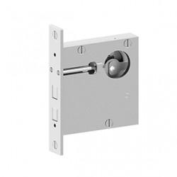 """Merit 1781.5 Sliding Door Lock - 2-1/2"""" Backset"""