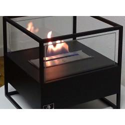 Bio-Blaze BB-FN-B Fynn Fireplace