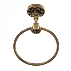 Vicenza TR9000 San Michele Tuscan Round Towel Ring
