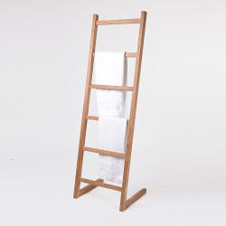 ARB Teak ACC52 Towel Ladder w/ Self-Standing Option