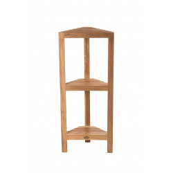 ARB Teak ACC585 FIJI Corner Shelf - 3 Tier