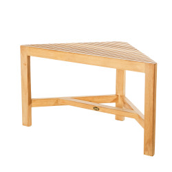 ARB Teak BEN529 FIJI Corner Shower Bench 31.5in.